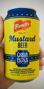 French's Mustard Beer