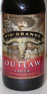 Rio Grande Outlaw Lager