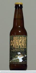 Belgian Congo Pale Ale