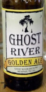 Ghost River Golden Ale