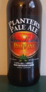 Planters Pale Ale