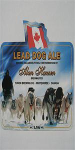 Lead Dog Ale (JD Wetherspoon Cask Festival Edition)