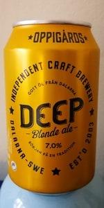 Deep Blonde Ale