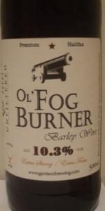 Ol' Fog Burner