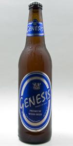 Genesis Weiss Beer
