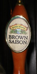 Sierra Nevada Brown Saison