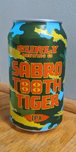 Sabro Tooth Tiger