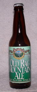 Old Rag Mountain Ale