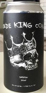 Olde King Coal Stout
