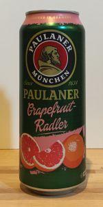 Grapefruit Radler