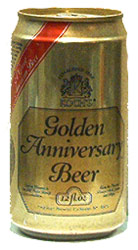 Koch's Golden Anniversary Beer