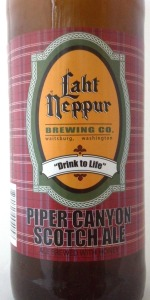 Piper Canyon Scotch Ale