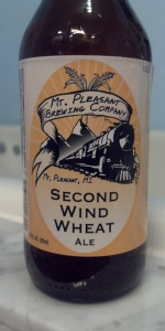 Second Wind Wheat
