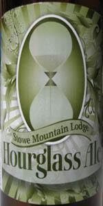Stowe Mountain Lodge Hourglass Ale
