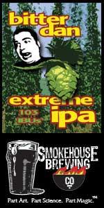 Barley's Bitter Dan EXtreme IPA