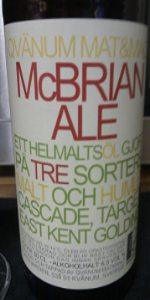 McBrian Ale