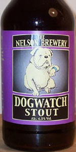 Dogwatch Stout