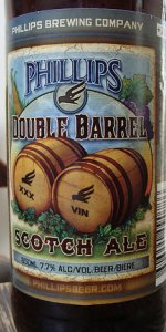 Double Barrel Scotch Ale