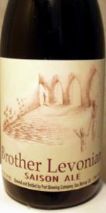 Brother Levonian - Saison Ale