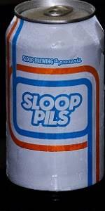 Sloop Pils | Sloop Brewing | BeerAdvocate