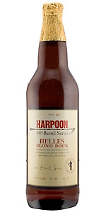 Harpoon 100 Barrel Series #27 - Helles Blond Bock