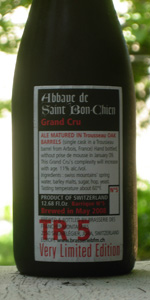 Abbaye De Saint Bon-Chien Grand Cru (Aged In Trousseau Barrels)