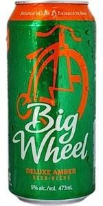 Amsterdam Big Wheel Deluxe Amber