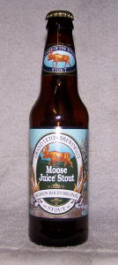 Moose Juice Stout