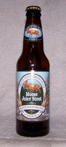Moose Juice Stout
