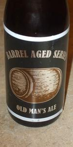 Danish Beerhouse Barrel Aged Old Man's Ale