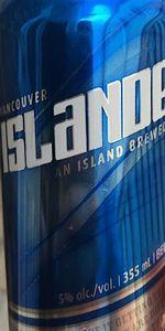 Vancouver Islander Lager