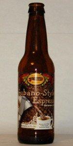 Cubano-Style Espresso Brown Ale