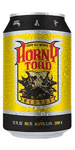 Horny Toad Blonde