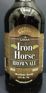 Gahan House Iron Bridge Brown Ale