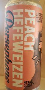 Peach Hefeweizen