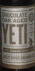 Chocolate Oak Aged Yeti