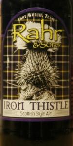Iron Thistle