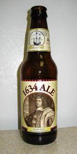 Brewer's Alley 1634 Ale