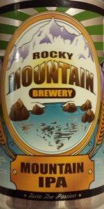 Rocky Mountain IPA