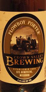 Plowboy Porter