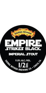 Empire Strikes Black Imperial Stout - Beer Camp #6