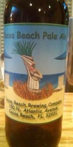 Cocoa Beach Pale Ale