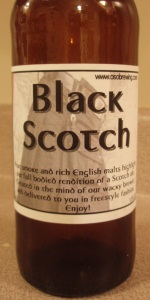 Black Scotch Ale