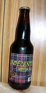 L'Indécente Scotch Ale