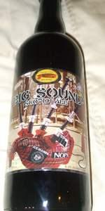 Big Sound Scotch Ale - Bourbon Barrel Aged