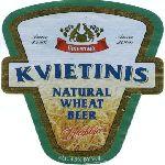 Kvietinis Natural Wheat Beer (Weissbier)