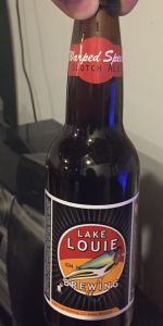 Lake Louie Warped Speed Scotch Ale