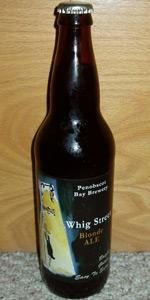 Whig Street Blonde Ale
