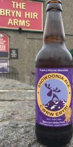 Snowdonia Ale (Cwrw Eryri)
