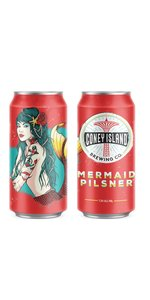 Coney Island Mermaid Pilsner